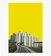 towering Photographic Print