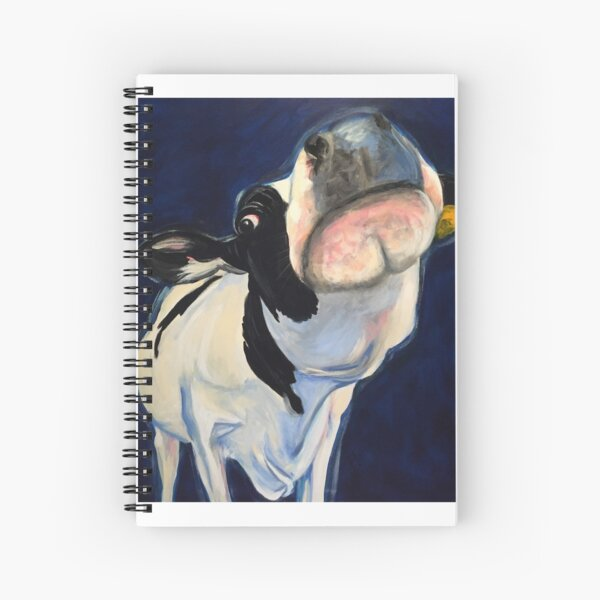 Mooney Spiral Notebook