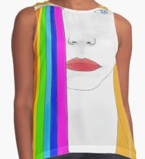 The Rainbow Electric Contrast Tank