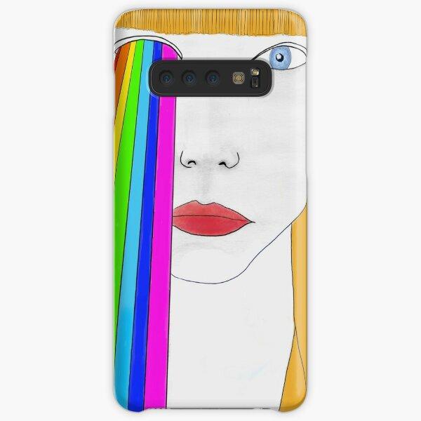 The Rainbow Electric Samsung Galaxy Snap Case