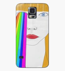 The Rainbow Electric Case/Skin for Samsung Galaxy