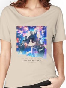 Ghost In The shell movie Women's Relaxed Fit T-Shirt