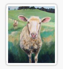 Ewe Are You? Sticker