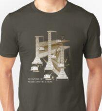 Weapons of Mass Construction Unisex T-Shirt