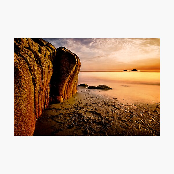 Porth Nanven I Photographic Print