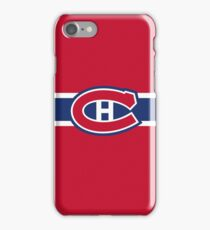 Montreal Canadiens iPhone Case/Skin