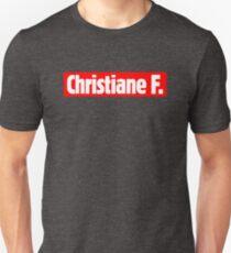 Christiane F. Slim Fit T-Shirt