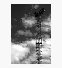 Light Tower Photographic Print