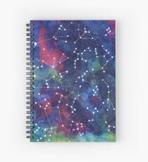 Constellations Spiral Notebook