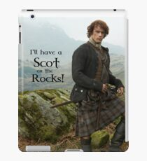 I'll have a Scot on the Rocks!  iPad Case/Skin