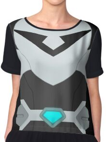 Voltron Cosplay - Shiro Chiffon Top