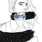 Starseed series TREE  by AlbinaSergeeva