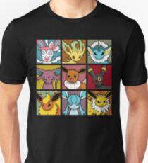 Pop Eeveelutions Unisex T-Shirt