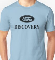 LAND ROVER - DISCOVERY Unisex T-Shirt
