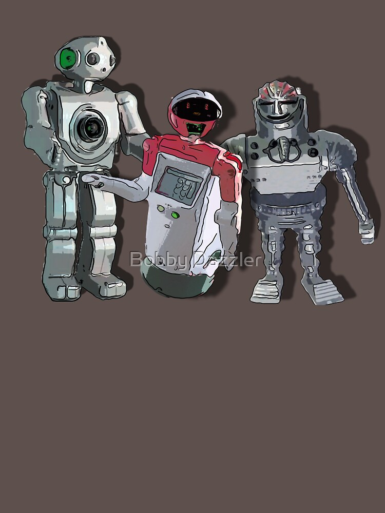 Kinky Robots! by BecLee