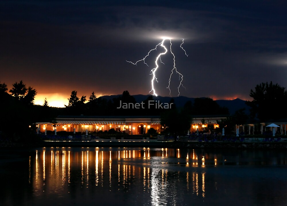 Lightning Bolt by Janet Fikar