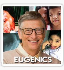 Eugenics with Bill Sticker
