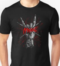 Miniac Logo with Splatter Unisex T-Shirt