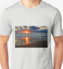 Sunset At Point Peron  Unisex T-Shirt