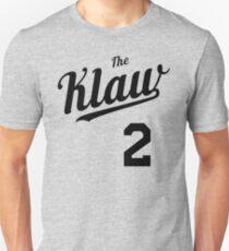 The Klaw retro Script 1 Unisex T-Shirt
