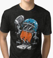 Wet Player Tri-blend T-Shirt