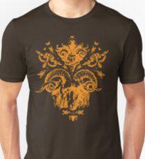 The Ram God's Blessing (orange design) T-Shirt