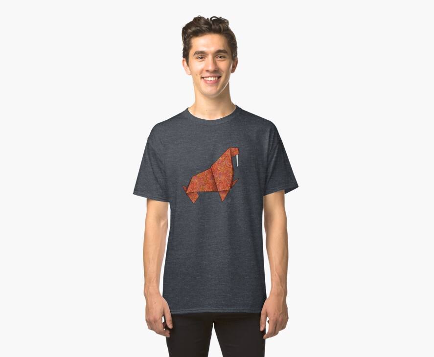 Origamiwalrus by pixelvision