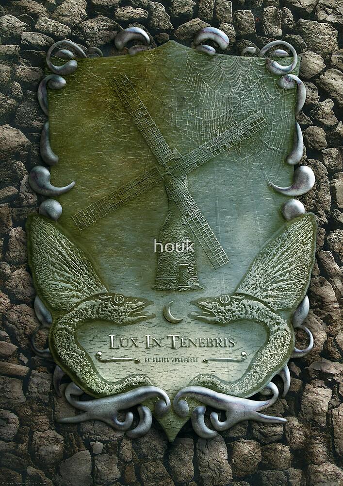 Lux In Tenebris by houk