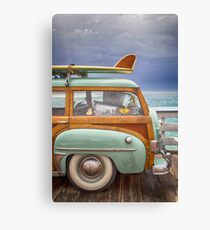 surf buggy Canvas Print