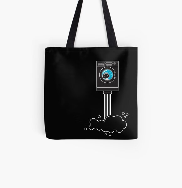 Anything Is Possible* All Over Print Tote Bag