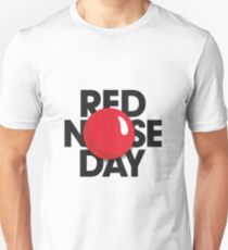 red nose day t shirts 2017 Unisex T-Shirt