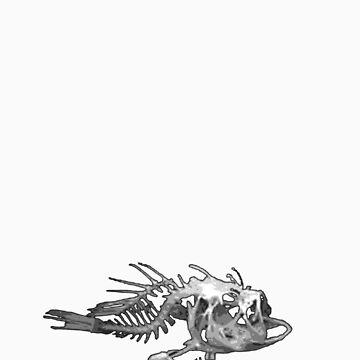 ugly fish by tashland