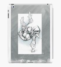 THROW 3_FADE iPad Case/Skin