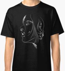 Portrait Face Classic T-Shirt