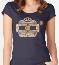 VIEWMASTER ARTSHIRT Women's Fitted Scoop T-Shirt