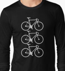 Retro bikes Long Sleeve T-Shirt