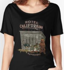 Hotel CA  Women's Relaxed Fit T-Shirt