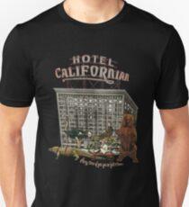 Hotel CA  Unisex T-Shirt
