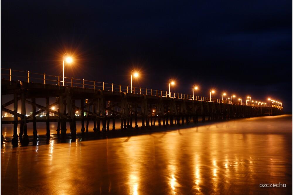 Coffs Harbour Jetty by ozczecho