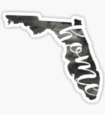 florida is home Sticker