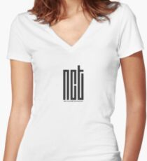 nct Women's Fitted V-Neck T-Shirt