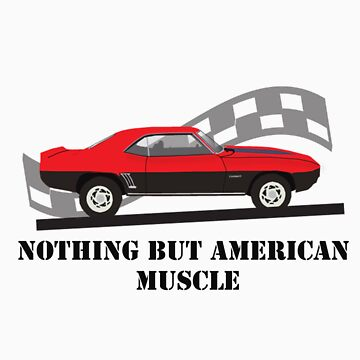 American Muscle by eyscapes