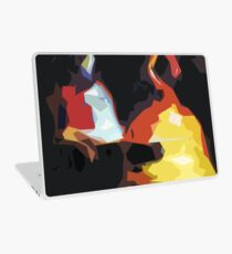 Graphic Tshirt Temple bells Artistic style Laptop Skin