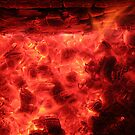 Bed of Coals by vipgrafx