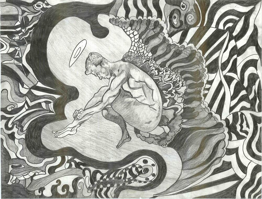 Angel 1 by Joseph Arico