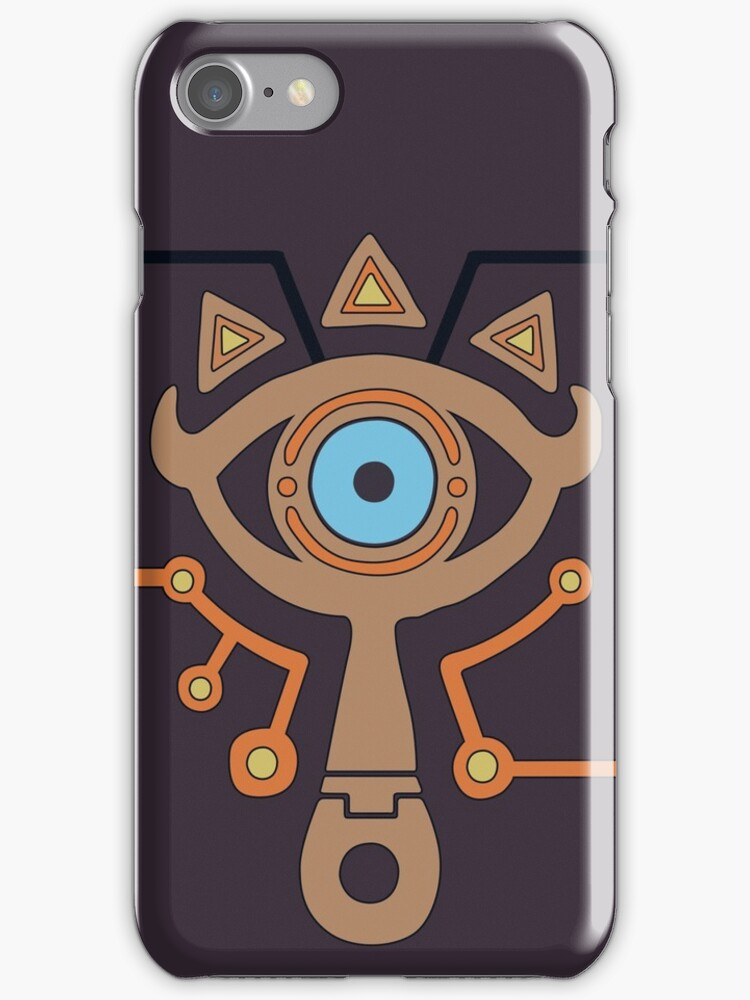 Quot Sheikah Slate Quot Iphone Cases Amp Skins By James Anthony