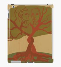 Twin Pines iPad Case/Skin