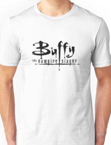 Buffy the Vampire Slayer LOGO Unisex T-Shirt