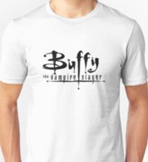Buffy the Vampire Slayer LOGO Unisex T-Shirt