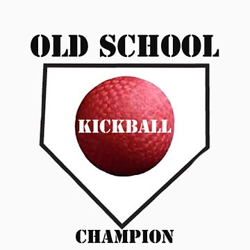 Kickball Champion by eyscapes